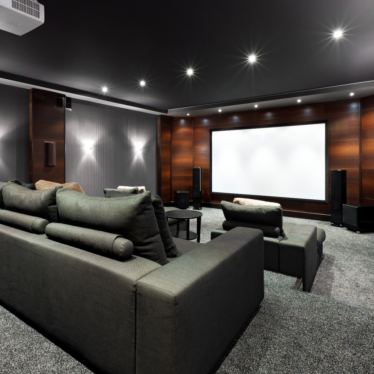 Should You Install 4K Technology in Your Custom Home Theatre?