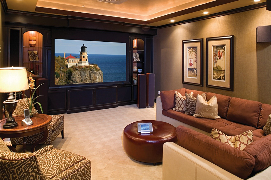 3 Ideas to Enhance Your Custom Theatre Rooms