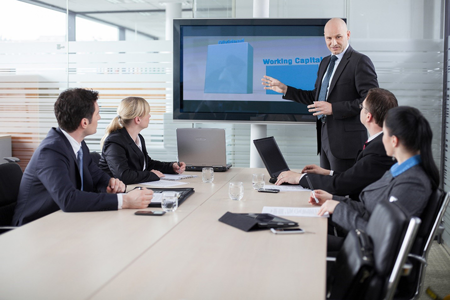 Upgrade Your Office with Boardroom Technology