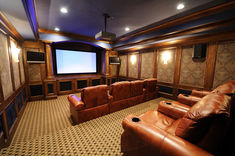 Do Acoustics Truly Matter in a Home Theatre?